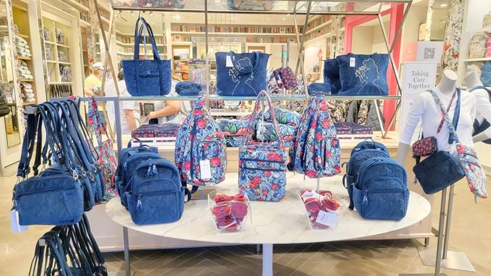 New Vera Bradley Beauty and the Beast Collection