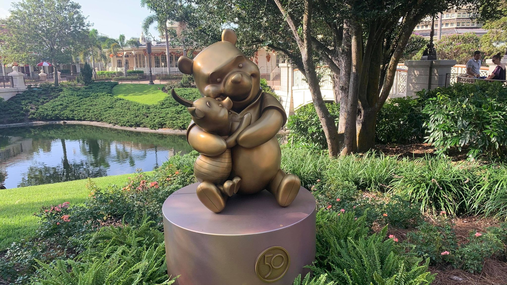 First Look: Disney Fab 50 statues now on display in the Magic Kingdom 9
