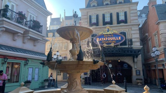First look at Remy's Ratatouille Adventure and France Pavilion Expansion 3
