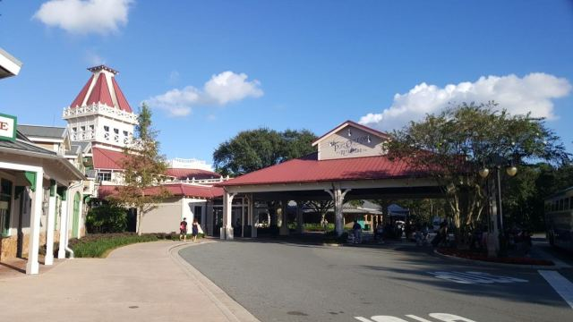 Port Orleans before reopening