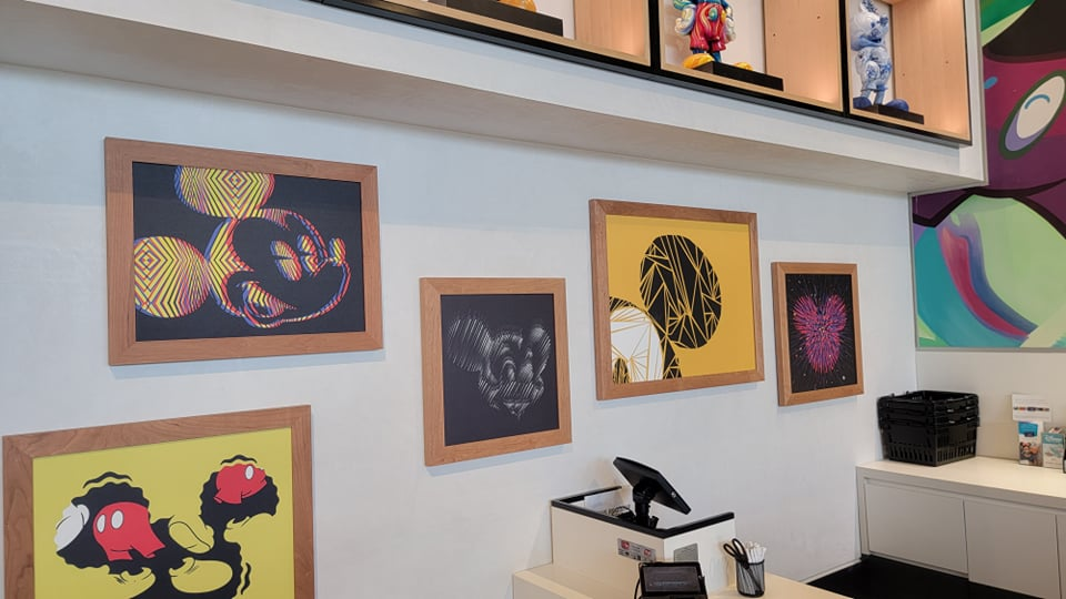 Look inside the new Creations Shop in Epcot 5