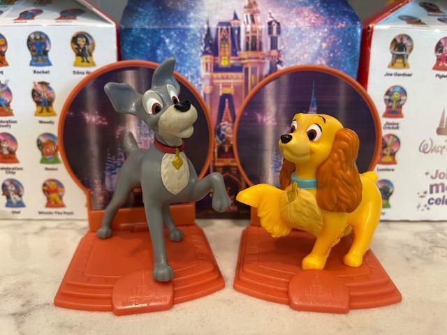 Disney World 50th Anniversary Happy Meal Toys Are Now at McDonald's 4