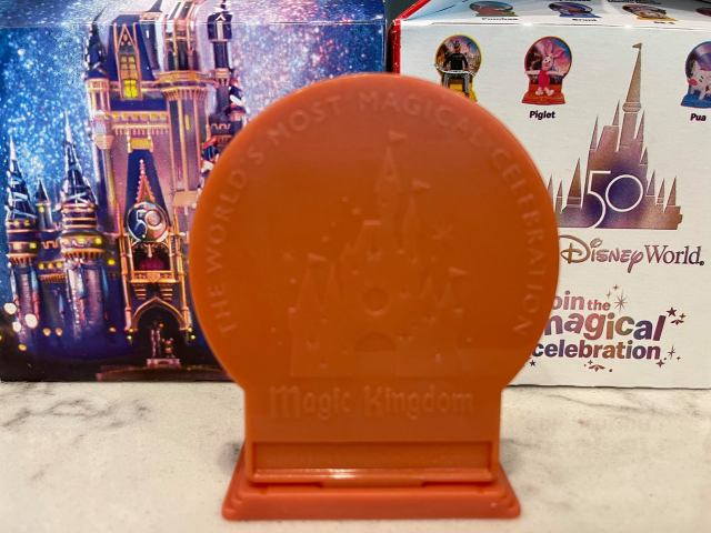 Disney World 50th Anniversary Happy Meal Toys Are Now at McDonald's 2