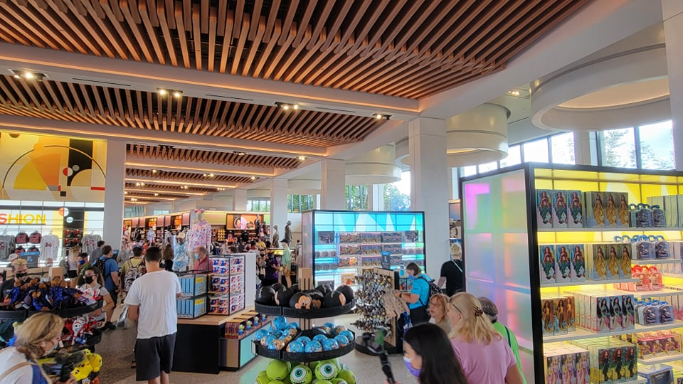 Look inside the new Creations Shop in Epcot 25