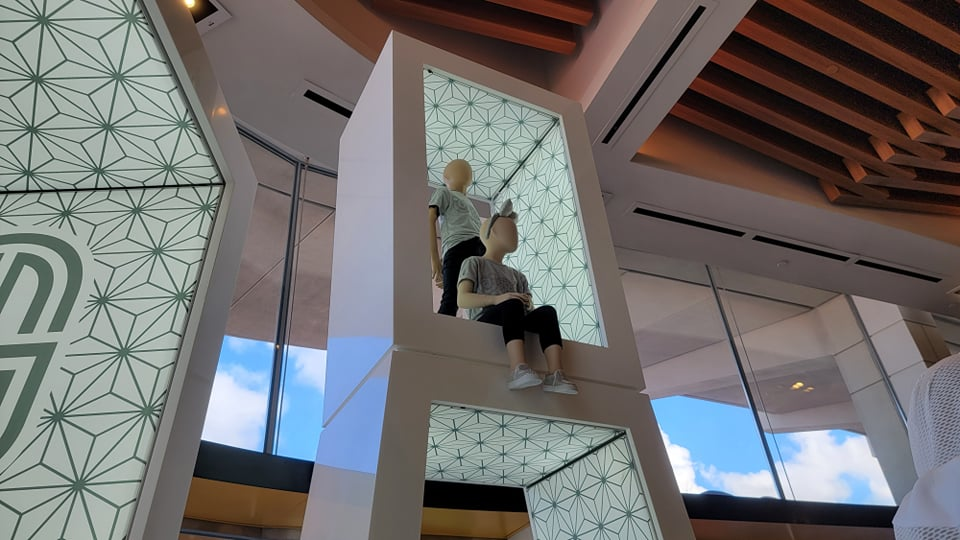 Look inside the new Creations Shop in Epcot 13