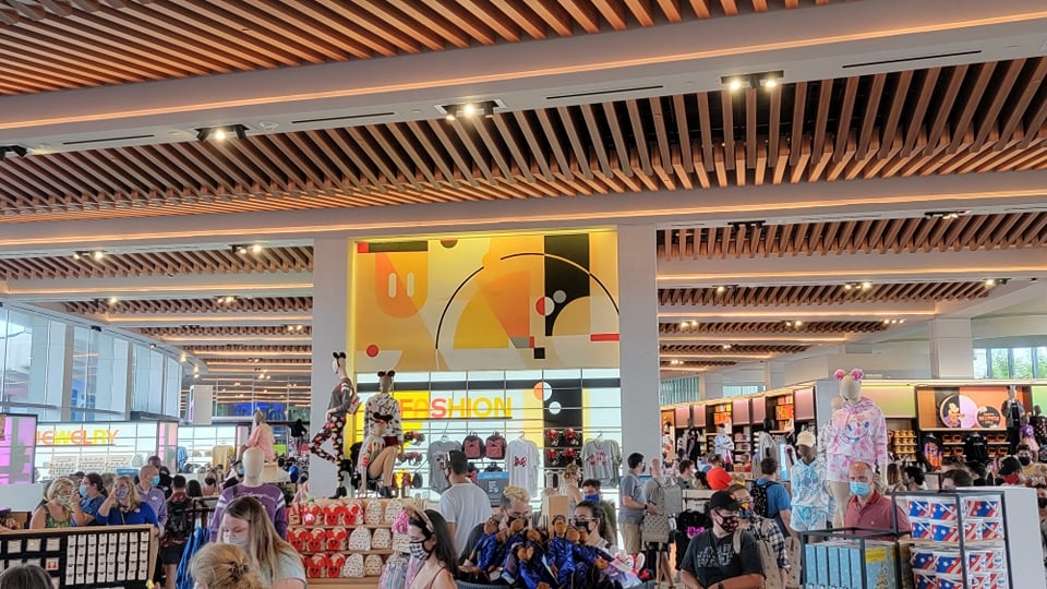 Look inside the new Creations Shop in Epcot 24