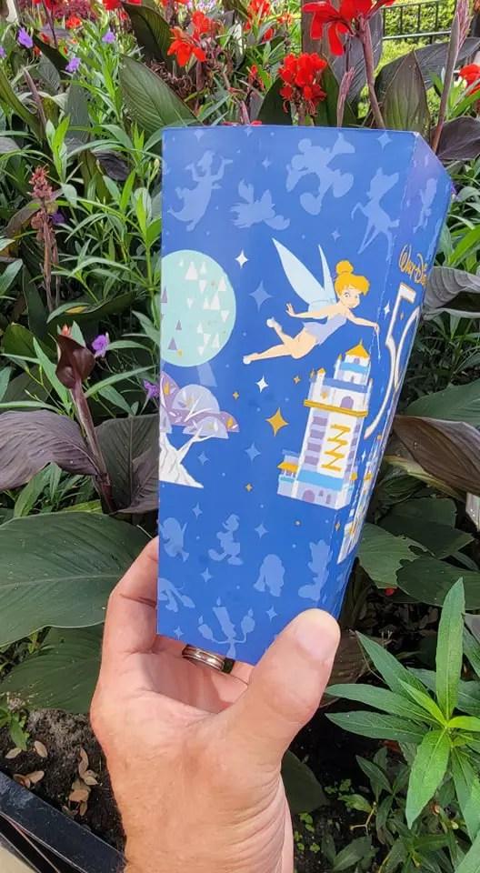 50th Anniversary Popcorn Box Debuts in the Magic Kingdom 4