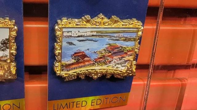 Gorgeous New Walt Disney World 50th Anniversary Pins 2