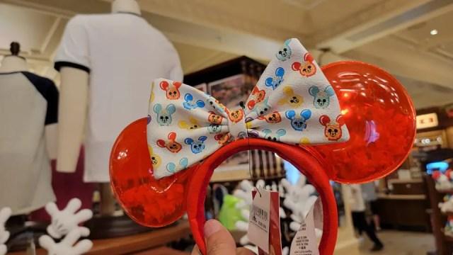 Exciting New Disney Popcorn Bucket Minnie Ears! 1