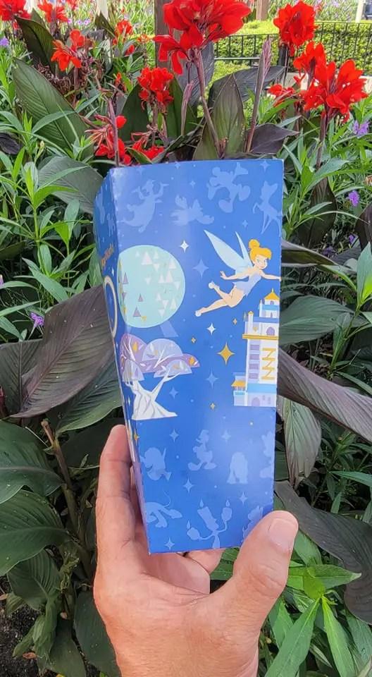50th Anniversary Popcorn Box Debuts in the Magic Kingdom 5