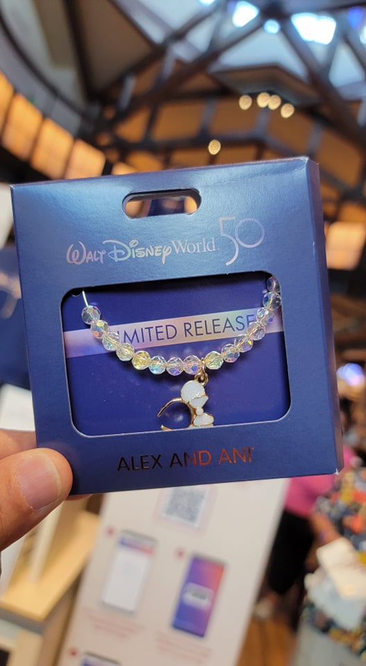 Dazzling New Walt Disney World 50th Anniversary Alex and Ani Collection 2