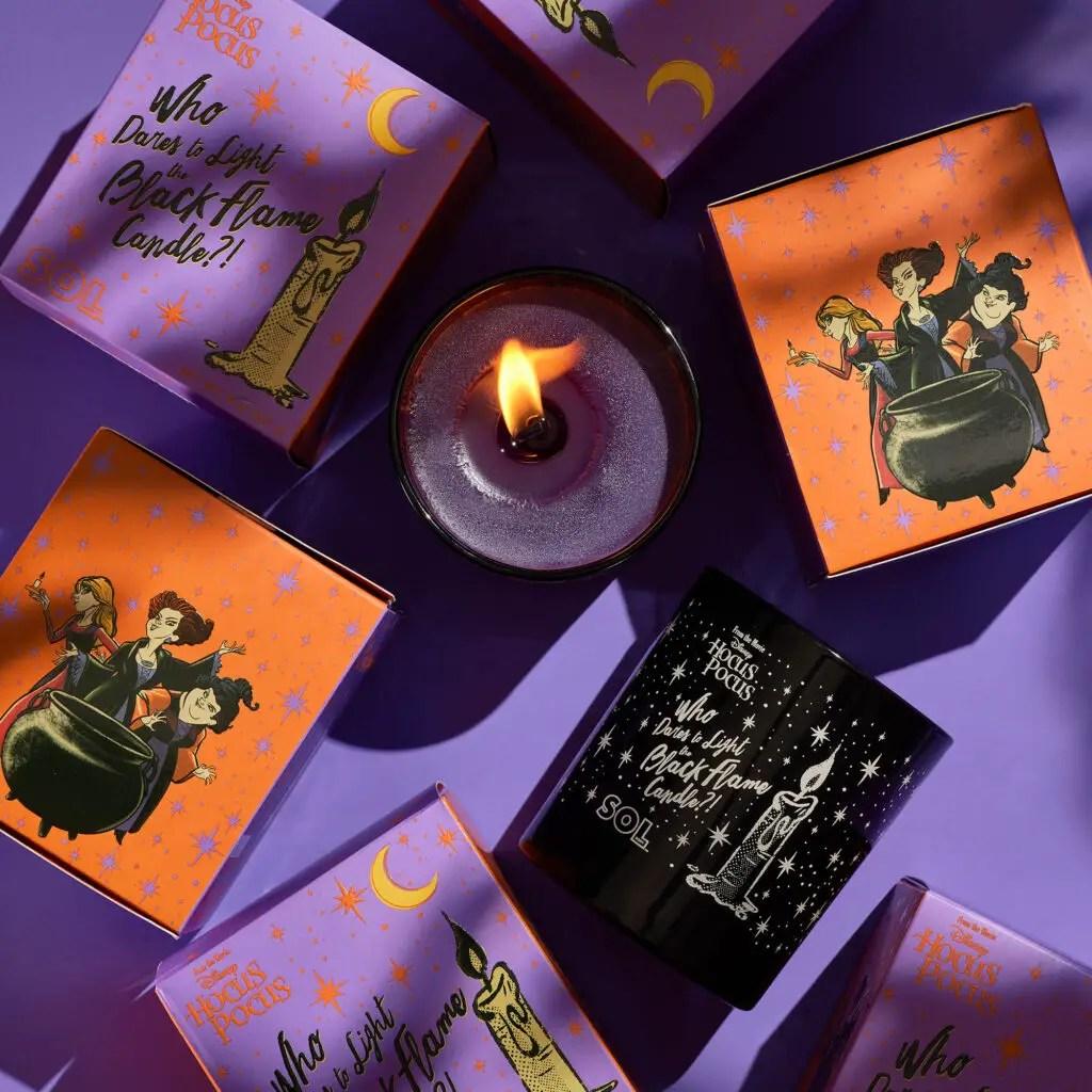 Haunting New Hocus Pocus ColourPop Collection! 6