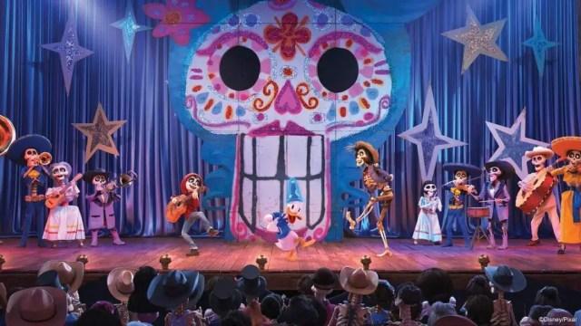 Mickey's PhilharMagic to close for refurbishment to add new Coco Scene in the Magic Kingdom 1