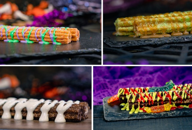 Halloween Themed Snacks & Treats you don't want to miss at Disneyland 12