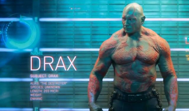 Dave Bautista Confirms Exit as Drax After 'Guardians of the Galaxy Vol. 3' 1