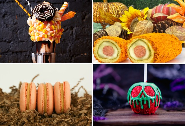 Halloween Themed Snacks & Treats you don't want to miss at Disneyland 13
