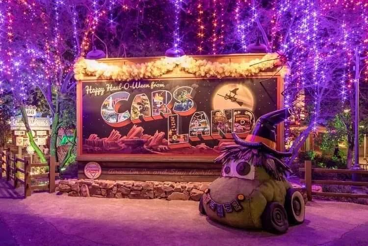 Halloween Returns to the Disneyland Resort 11