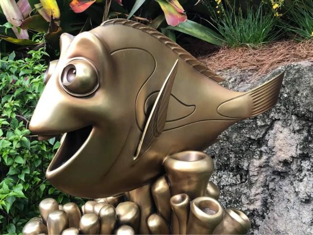 Disney Fab 50 statues now on display in Animal Kingdom 4