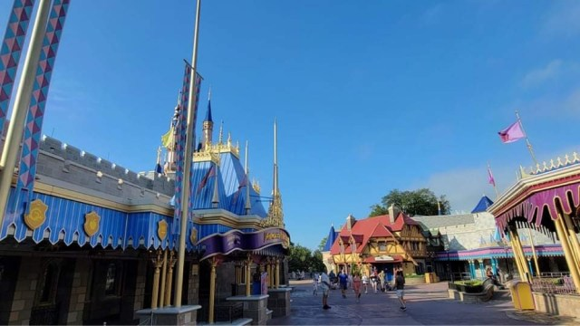 Princess Fairytale Hall exterior refurbishment is now complete 2