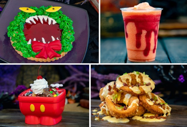 Halloween Themed Snacks & Treats you don't want to miss at Disneyland 3
