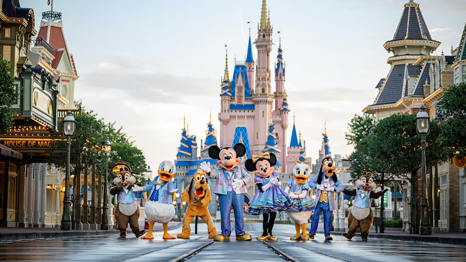 Behind the Scenes Look at Disney World's 50th Anniversary Special Coming to ABC