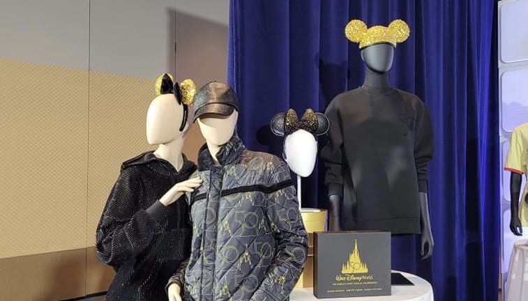 Sneak Peek at Disney's new Luxe Logo Collection