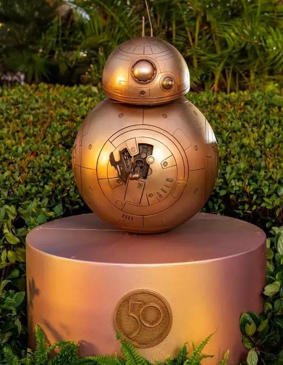 Disney Fab 50 Statues arrive in Hollywood Studios 7