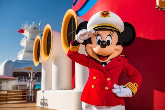 Travel + Leisure Readers Award Disney Cruise Line as the World's Best Cruise Line 1
