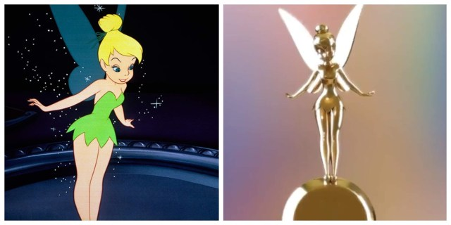 Tinkerbell revealed as final Disney Fab 50 statue 1