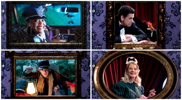 Yvette Nicole Brown, John Stamos, Darren Criss, and Kim Irvine Join the Cast of the 'Muppets Haunted Mansion' 1