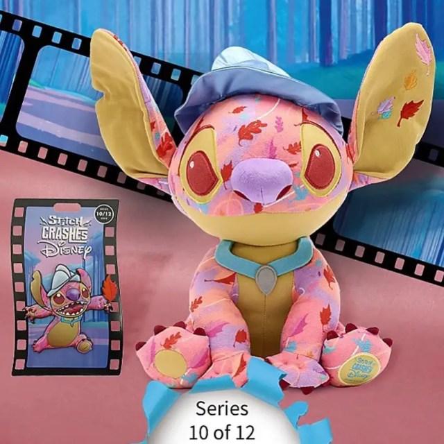 Stitch Crashes Disney as Pocahontas This October 3