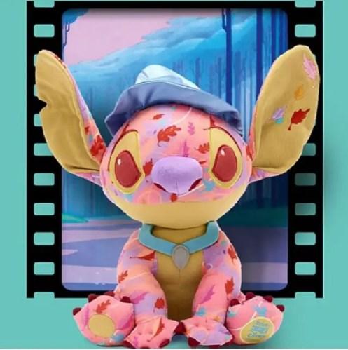Stitch Crashes Disney as Pocahontas This October 2
