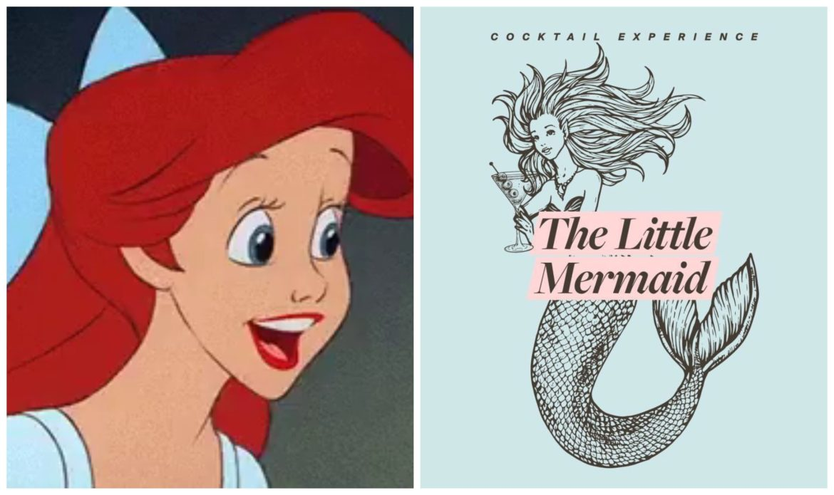 Little Mermaid Themed Cocktail Experience is Coming to a City Near You