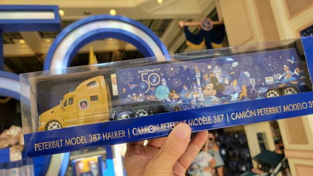 50th Anniversary Toy Truck Hauls Its Way to Walt Disney World 4