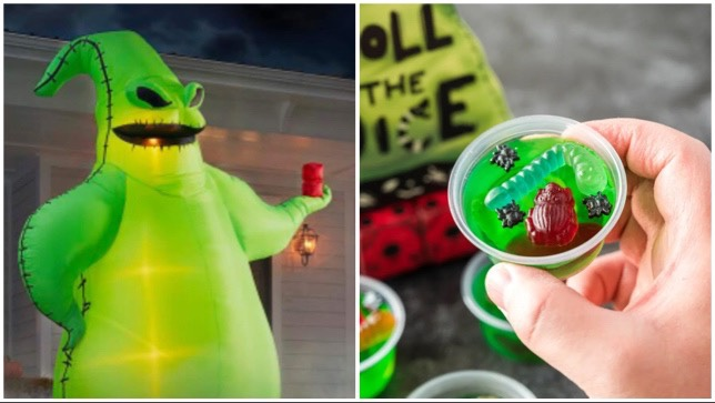 These Spooky Oogie Boogie Jello Shots Are The Perfect Boozy Treat!