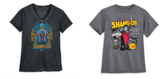 New Shang-Chi and The Legend of The Ten Rings Merchandise 3