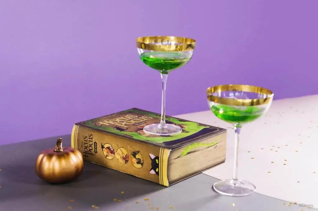Disney's Sanderson Sisters Potion Recipe To Brew This Halloween Season!