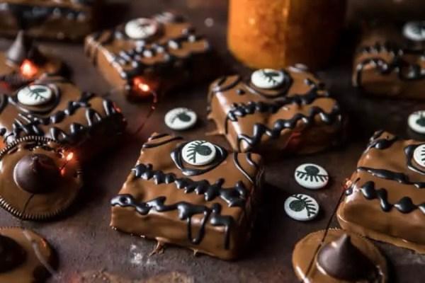 Hocus Pocus Book of spells Brownies