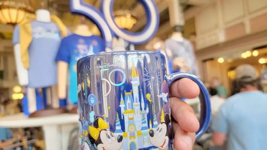 Disney World 50th Anniversary Collections at the Magic Kingdom 5