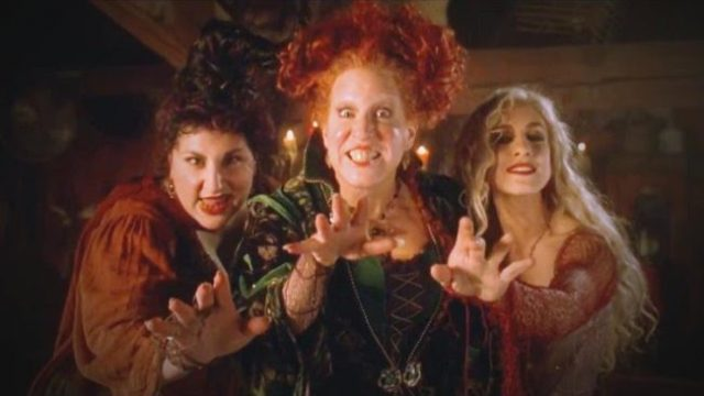 'Hocus Pocus 2' Will Not Film in Salem, MA Like the Original Movie 1