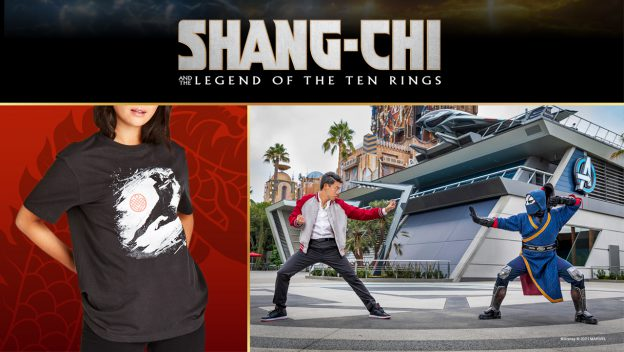 New Shang-Chi and The Legend of The Ten Rings Merchandise 1