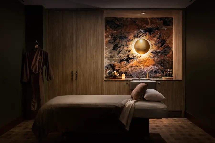 All-New Tenaya Stone Spa is Now Open in Disney's Grand Californian Hotel