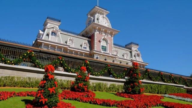 Disney World Theme Park Hours released through December 3rd 1