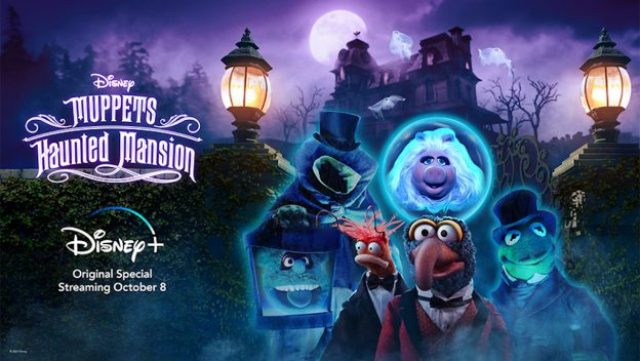 Muppets Haunted Mansion preshow and more coming to Disney Theme Parks! 1