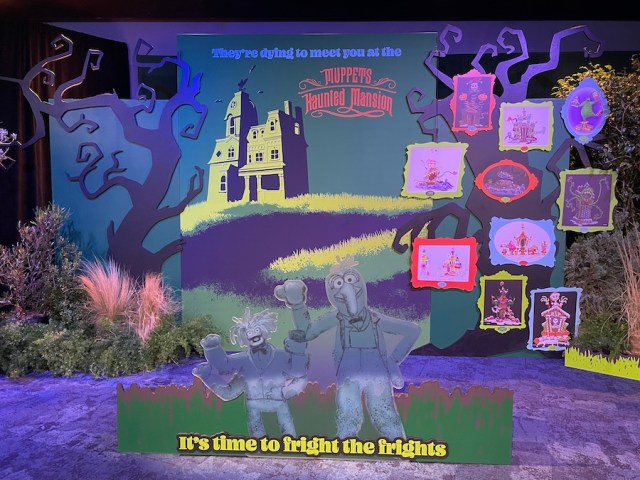 Muppets Haunted Mansion preshow and more coming to Disney Theme Parks! 5