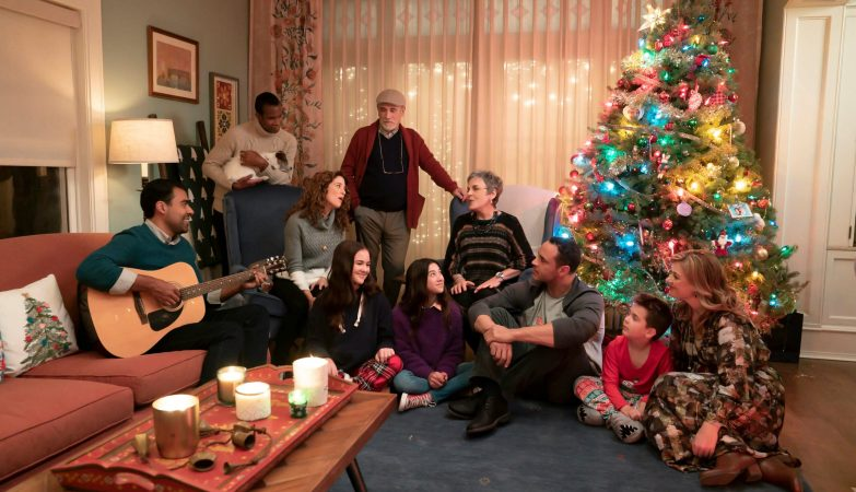 Take a First Look at the New Disney Channel Original Movie 'Christmas Again' 1