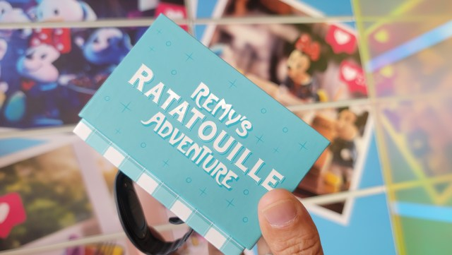 Remy's Ratatouille Adventure Limited Edition Annual Passholder Magic Band 3
