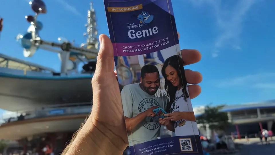Disney Genie & Lightning Lane debuts at Walt Disney World