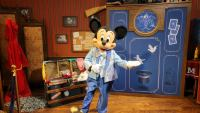 Mickey Mouse Meet & Greet