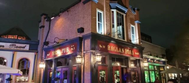 Try the decadent Kepples Kilkenny Cream Brownie at Raglan Road 2